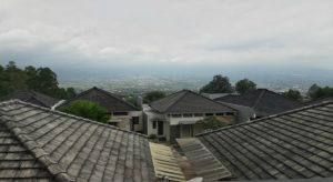 Villa di Batu dekat Kusuma Agro