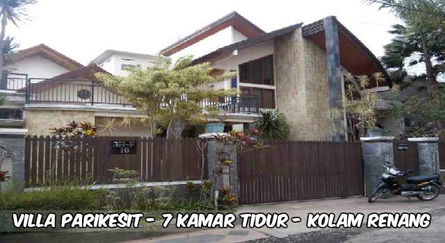 Villa Kolam Renang di Batu Malang - Mahkota Villa Batu 97d70c1718