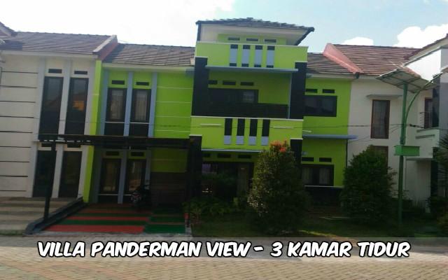 Villa Murah Panderman View Batu